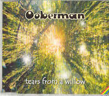 Ooberman - Tears From A Willow UK 3-Track CD Britpop