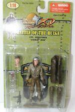 Ultimate Soldier 1:18 Battle of The Bulge CPL Alexander (Animal) Diaz