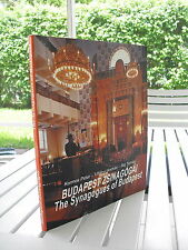 JUDAICA THE SYNAGOGUES OF BUDAPEST BY KORMOS PETER 2005