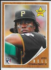 """JOSH BELL (Pirates) 2017 Topps ONLINE """"Throwback Thursday"""" ROOKIE #TBT #23"""