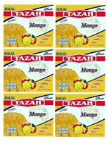 Tazah Mango Jello Halal 6 Pack by Al Amin Foods - جيلية بطعم  المانجو