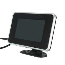 Car LCD 4 in 1Gauge(Water Temperature/Oil Pressure/Fuel/voltage Gauges)Universal