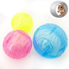 New Hamster Mouse Rat Exercise Toys Plastic Silent Running Spinner Wheel Pet Toy