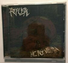 REFUSAL - We Rot Within CD Death Metal New Not Sealed