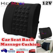 Car Massage Back Cushion Car Seat Back Cushion Back Pillow Lumbar Back Support