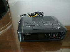 SONY Radiosveglia ICF-C250 FM/AM Dream Machine