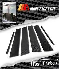 Carbon Fiber Door Pillar Panel Covers for 2003-2008 LEXUS RX330 RX350 RX400H