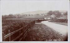 Long Preston. General View & Fence.