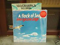 A Flock Of Seagulls - Space Age Love Songs - LP Vinyl /// Neu & OVP