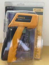 Fluke 62 Mini Infrared Thermometer Brand New Nos Instructions