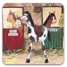 Alex Clark 'ALICE'S STABLES' Horse Fridge Magnet