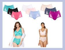 "Rhonda Shear ""Pin-Up"" Lace Control Brief 3-pack (HSN 472-471)"