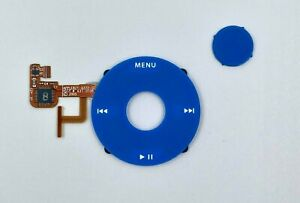 iPod Classic Blue Click Wheel / Center Button Flex Apple 5th 5.5 Gen Video 5