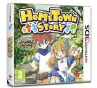 Nintendo 3DS Jeu Hometown Story famille of harvest moon 3D 2DS NEUF