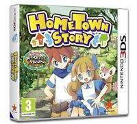 NINTENDO 3ds Juego HOMETOWN STORY Family Of Harvest Moon 3d 2ds NUEVO