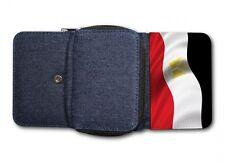Borsetta Da Donna Portafoglio Portamonete Egiziana Bandiera