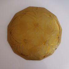 Vasque plafonnier Belle époque art nouveau déco design XXe PN France N2871