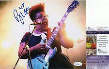 Brittany Howard Signed 8x10 Photo w/ JSA COA #N72950 Alabama Shakes
