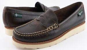 EASTLAND SUGARLOAF 1955 Oak Designer Comfort Casual Penny Loafers 6 EUR 37