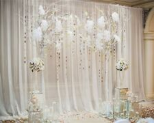 Photography Backgrounds 5x4ft Glitter Wedding Curtains Studio Photo Backdrops