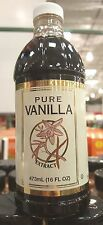 Ferminch Pure Vanilla Extract 16 oz  Large Bottle