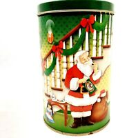 Vintage 1993 Reese's Holiday Classics Series Canister #6 Christmas Tin