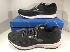 BROOKS Mens Size 15 Revel 2 Black Running Training Athletic Shoes YC-292