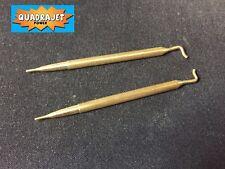 Quadrajet DA secondary rods, NEW