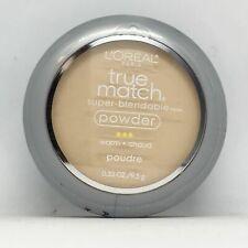 L'Oreal Paris True Match Super-Blendable Powder Makeup W1 Porcelain
