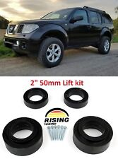 "Lift Kit for Nissan Pathfinder R51 2005-2014 2"" 50mm strut spacers"