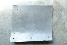Cessna 175 172 front right cabin floor board inspection plate cover panel shield