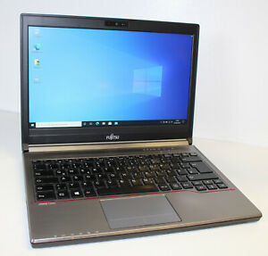 "Laptop Fujitsu LifeBook E736 13,3"" Core i5 und i7 8GB RAM 256GB SSD Varianten"