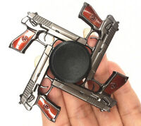 Special 92-pistol Fidget Finger hand Spinner EDC Game Metal Gyro kids Toy