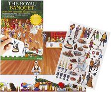 Il Banchetto Reale strofinare attività di trasferimento verso il basso Pack