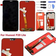 For Huawei P20 Lite LCD Display Touch Screen Digitizer Assembly Replacement FS