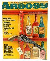Argosy Magazine September 1966 Cypress Gardens Skimboards Alistair Maclean