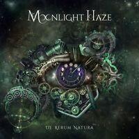MOONLIGHT HAZE - De Rerum Natura - CD DIGIPACK