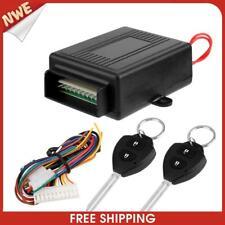 Universal Car Auto Remote Central Kit Door Lock Alarm Keyless Entry System