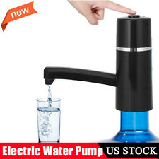 Automatic Wireless Rechargeable Electric Gallon Bottle Pump Water Dispenser