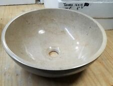 Marble Vessel Sink Natural Stone