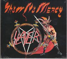 SLAYER 1984 CD - Show No Mercy (Remastered Digi. 2004) Kreator/Exodus/Sodom NEW