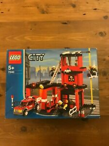 LEGO 7240 City Fire Station