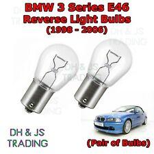 (98-06) BMW 3 Series E46 Convertible Reverse Light Bulbs / Lights 382 12v 21w