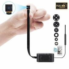 Mini WIFI 1080P HD SPY Camera Hidden Pinhole Cam Motion Activated Video Recorder