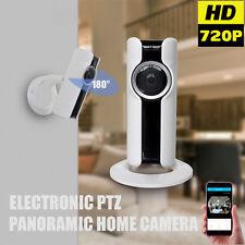 Wifi 185° HD 720P IP Sans fil Caméra CCTV extérieur surveillance de sécurité