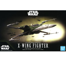 Bandai Star Wars X-WING FIGHTER (STAR WARS:THE RISE OF SKYWALKER) 1/72