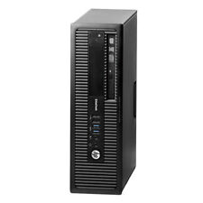 HP EliteDesk 800 G1 SFF PC Intel Quad Core i5-4570 4x 3,2GHz 8GB RAM 500GB HDD