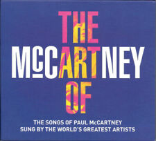 THE ART OF McCARTNEY - PAUL McCARTNEY COVERS 2CD DVD GIFT IDEA COLLECTABLE