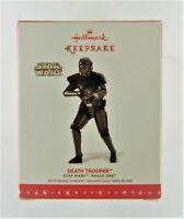 "Hallmark Keepsake Star Wars "" Rogue One"" Death Trooper Ornament"