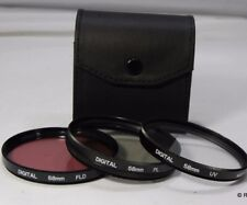 Digital 58mm Pl Fld UV Filter Set Gebraucht